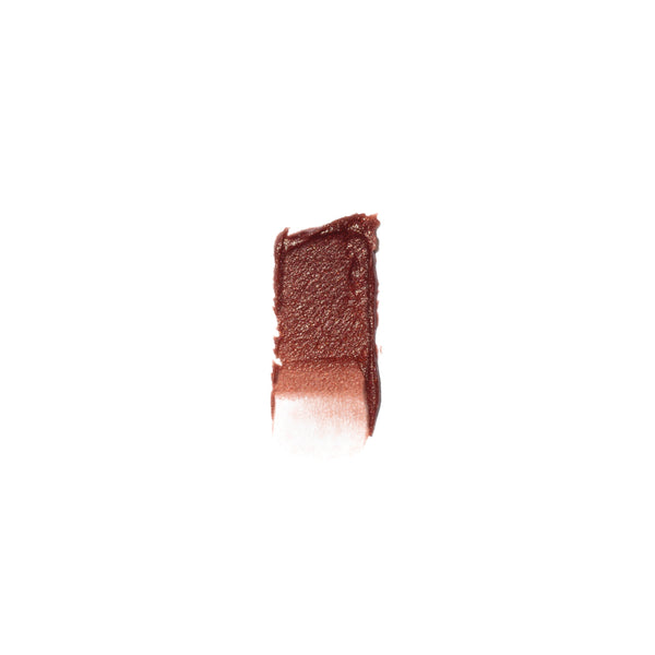 PINK BEAUX Kari Gran Lip Whip Color Balm Marsala Swatch