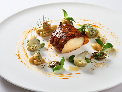 Chorizo Scaled Ling Cod. Photo by Darren Bernaerd
