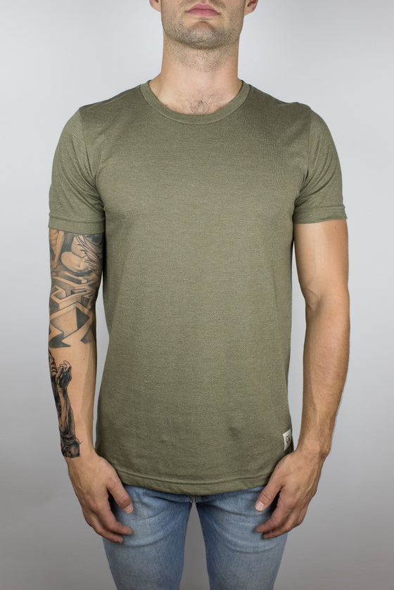 The Fuel Heather in Olive