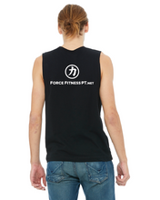 Load image into Gallery viewer, Force Fitness Men's Muscle Tank