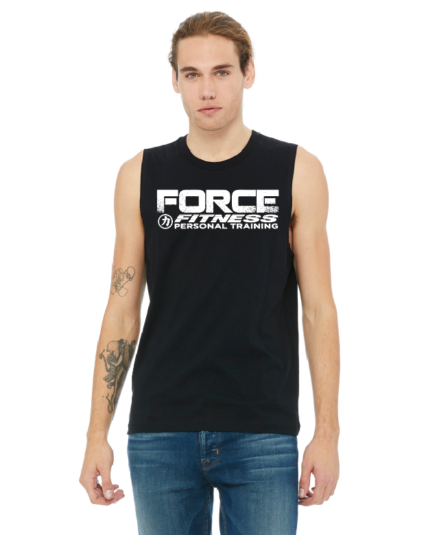 Force Fitness Men's Muscle Tank