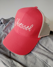 Load image into Gallery viewer, Obsessed Trucker Hat