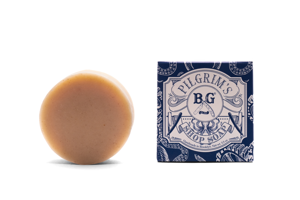 Pilgrim's Shop Soap