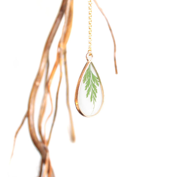 The Droplet Necklace (Gold)