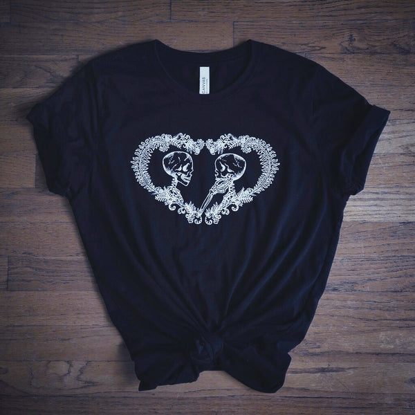 Amor Eterno T-Shirt (Black)