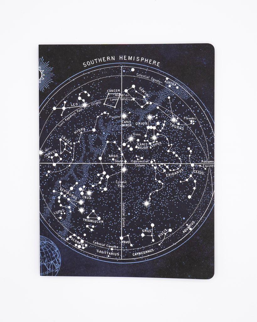 Constellations Softcover Notebook