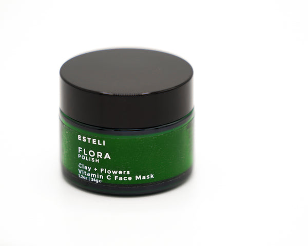 Flora Polish Vitamin C Face Mask