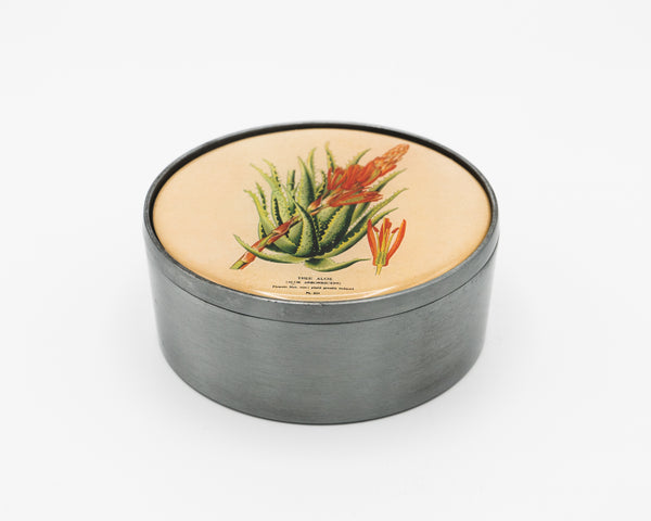Botanical Art Trinket Box