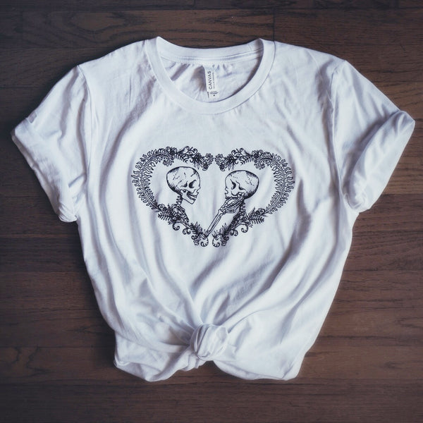 Amor Eterno T-Shirt (White)