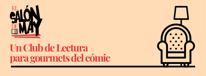 Salon de May | Club de Lectura de Novela Gráfica