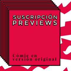 Cómics en inglés | Previews