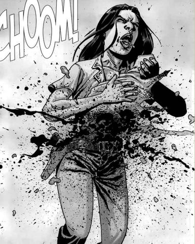 The Walking Dead Lori | Wash Cómics