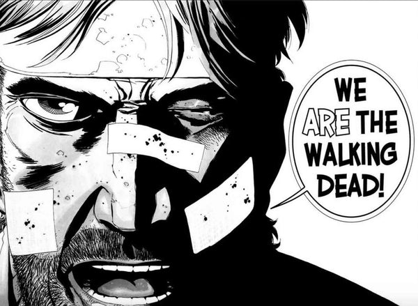 The Walking Dead | Wash Cómics