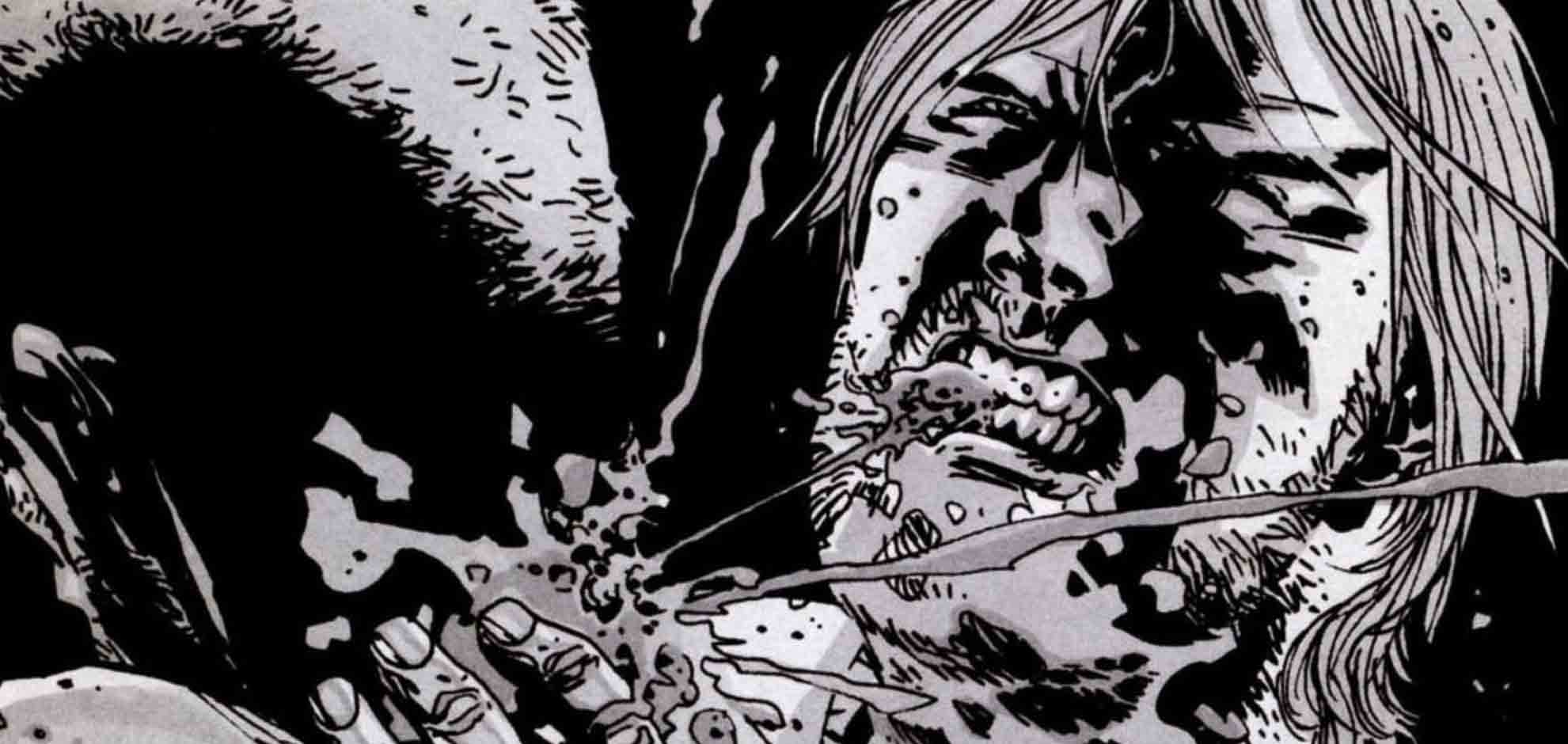 The Walking Dead Rick Grimes | Wash Cómics