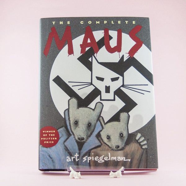 The Complete Maus | Cómic en inglés | Previews | Wash Cómics
