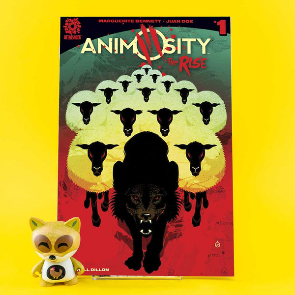 ANIMOSITY THE RISE #1 (OF 3) | Previews · Regular Covers | Wash Cómics
