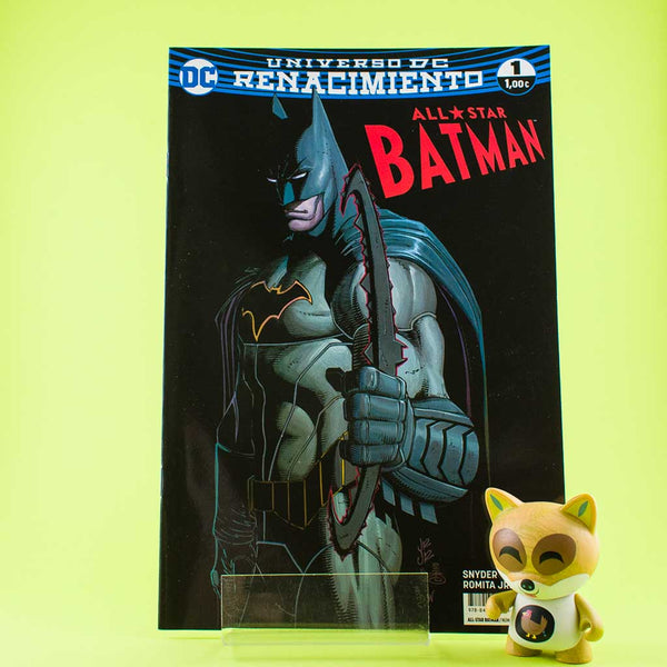 All-Star Batman 01 (Renacimiento) | Americano | Wash Cómics