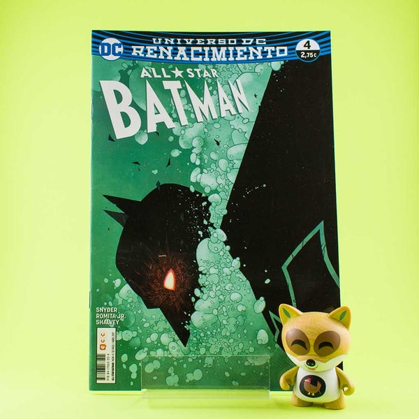 All-Star Batman 04 (Renacimiento) | Americano | Wash Cómics