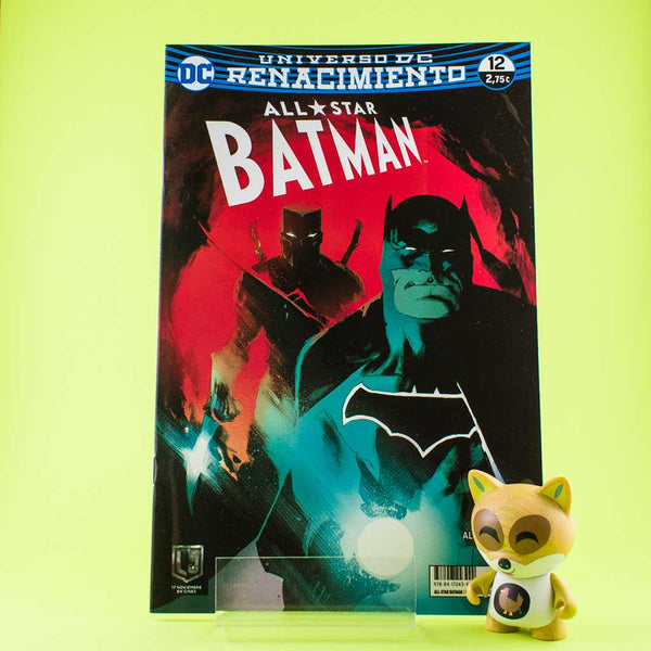 Cómic All-Star Batman 12 (Renacimiento) de ECC | Wash Cómics