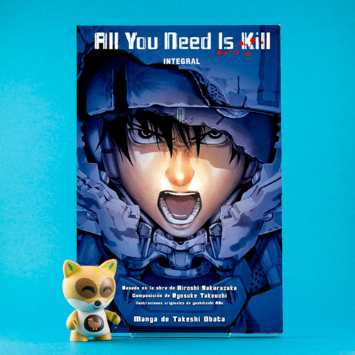 Cómic All you need is Kill. Ed. Integral de AZETA DISTRIBUCIONES | Wash Cómics