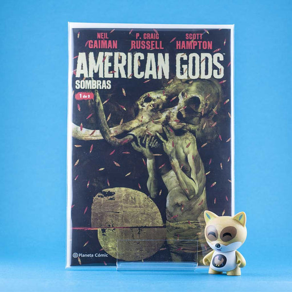 Cómic American Gods Vol. 1 | 1/9 de PLANETA | Wash Cómics