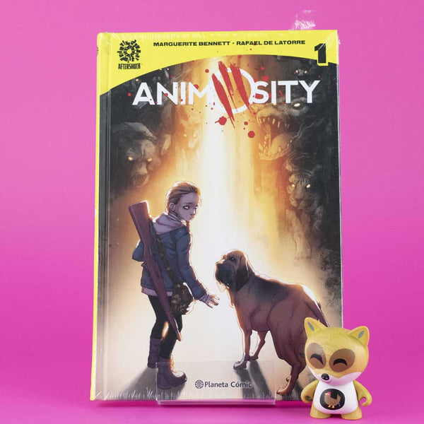 ANIMOSITY Nº01 | Americano | Wash Cómics