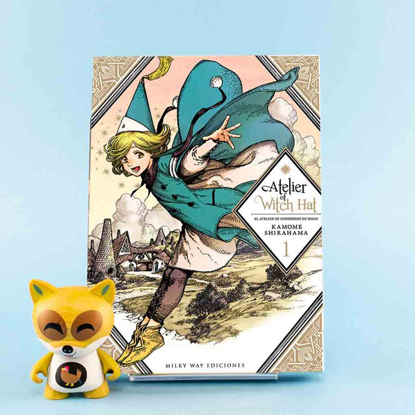 Atelier of Witch Hat Vol. 1 | Manga | Tienda online comics | Wash Cómics