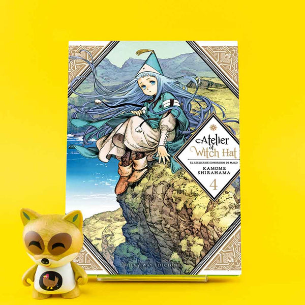 Atelier of Witch Hat Vol. 4 | Manga | Wash Cómics
