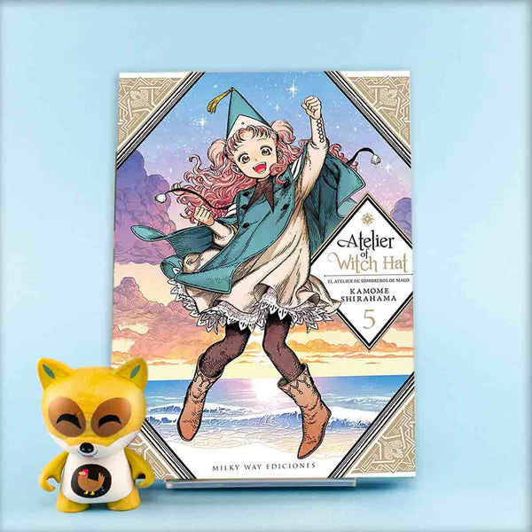 Atelier of Witch Hat Vol. 5 | Manga | Wash Cómics