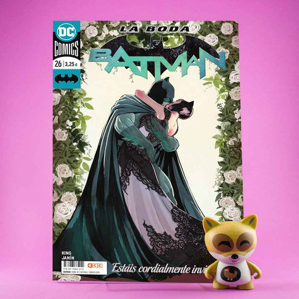 Cómic Batman 81/26 de ECC | Wash Cómics