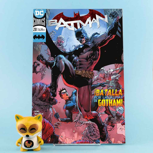 Cómic Batman 83/28 de ECC | Wash Cómics
