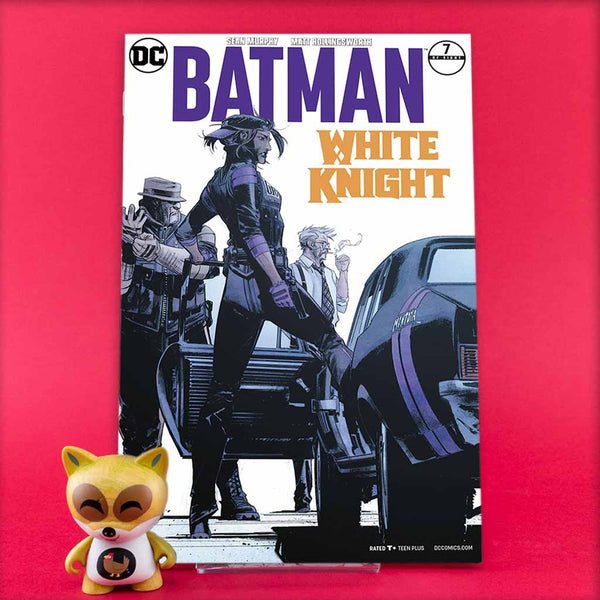 BATMAN WHITE KNIGHT #7 (OF 8) VAR ED | Previews · Variant Covers | Wash Cómics