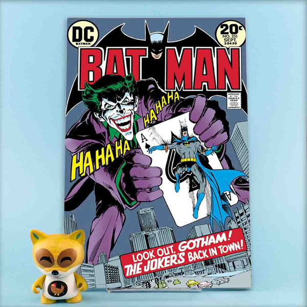 BATMAN #251 FACSIMILE EDITION | Previews · One Shoot Issues | Wash Cómics