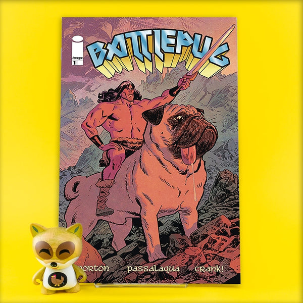 BATTLEPUG #1 CVR B SAMNEE & WILSON | Previews · Variant Covers | Wash Cómics