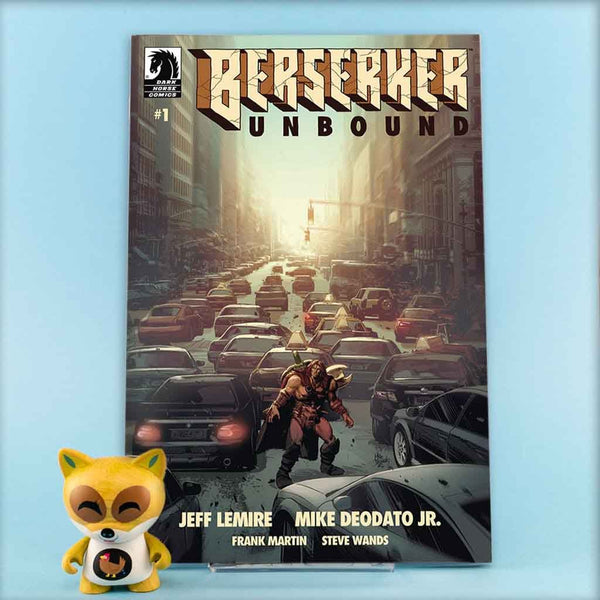 BERSERKER UNBOUND #1-#4 | Previews · Series Completas | Wash Cómics