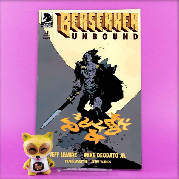 BERSERKER UNBOUND #1-#4 | VARIANT COVER | Previews | Wash Cómics