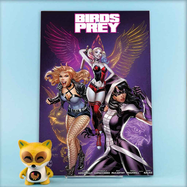 BIRDS OF PREY #1 VAR ED | Previews · One Shot Issues | Wash Cómics