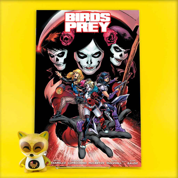 BIRDS OF PREY #1 | Previews · One Shot Issues | Wash Cómics
