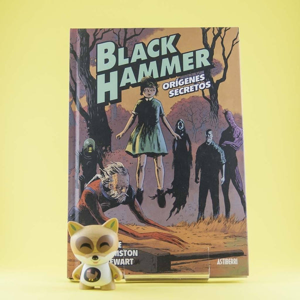 Cómic Black Hammer Vol.1 Orígenes Secretos de AZETA DISTRIBUCIONES | Wash Cómics