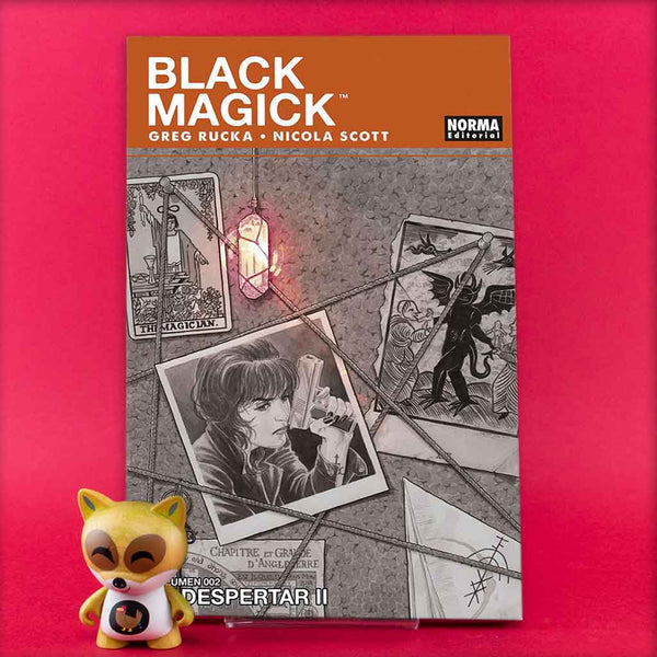 BLACK MAGICK 2 EL DESPERTAR 2 | Americano | Wash Cómics