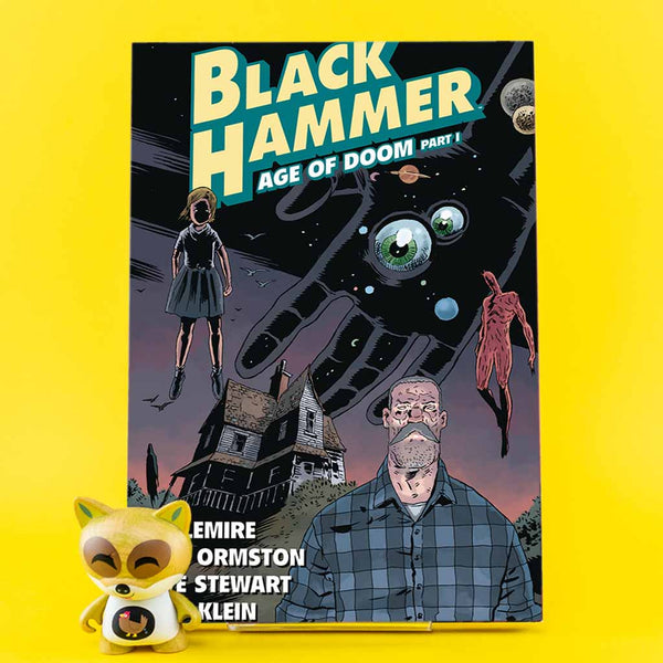 Black Hammer TP Vol. 3 | Age of doom Part I | Previews · Tomos | Wash Cómics