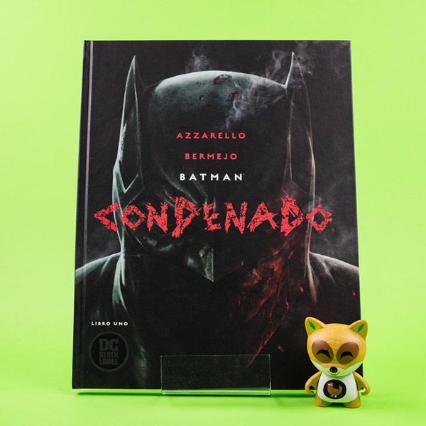 Cómic Batman: Condenado | Libro 1 de ECC | Wash Cómics