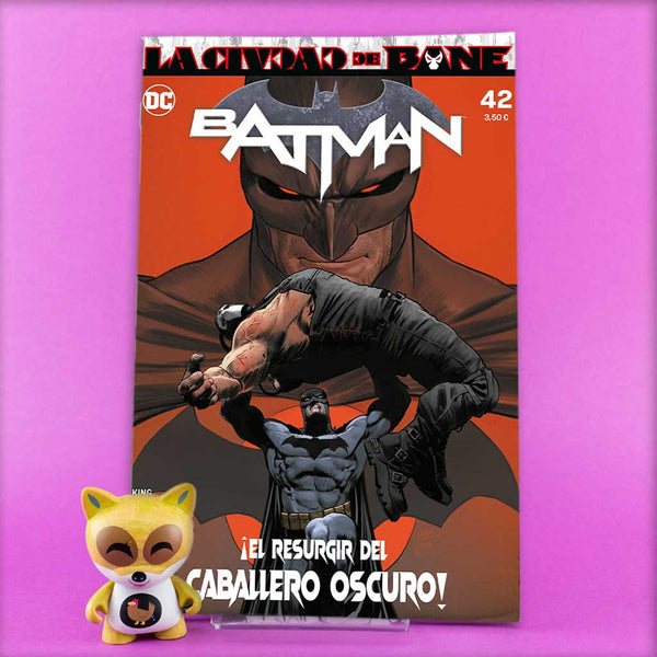 Batman 97/42 | Americano | Wash Cómics