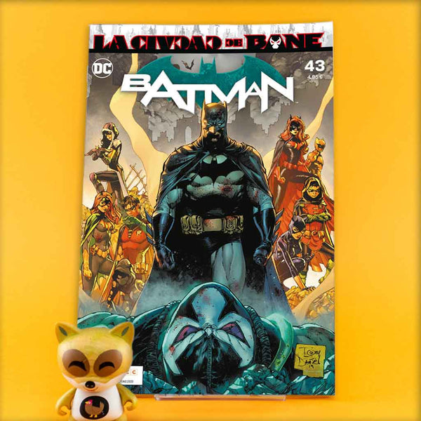 Batman 98/43 | Americano | Wash Cómics