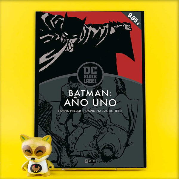 Batman: Año uno (DC Black Label Pocket) | Americano | Wash Cómics