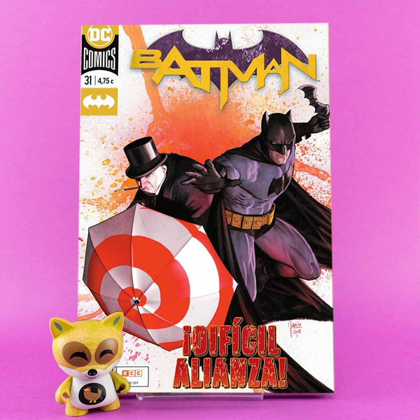 Cómic Batman 86/31 de ECC | Wash Cómics