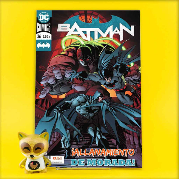Batman 91/36 | Americano | Wash Cómics