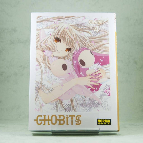 Chobits 4 + Your Eyes Only | Integral | Manga | Tienda online comics | Wash Cómics
