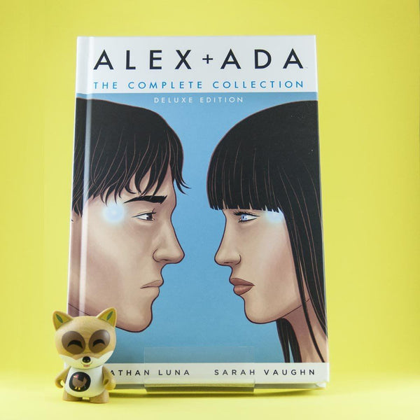 Alex + Ada Complete Collection | Previews | Tienda online comics | Wash Cómics