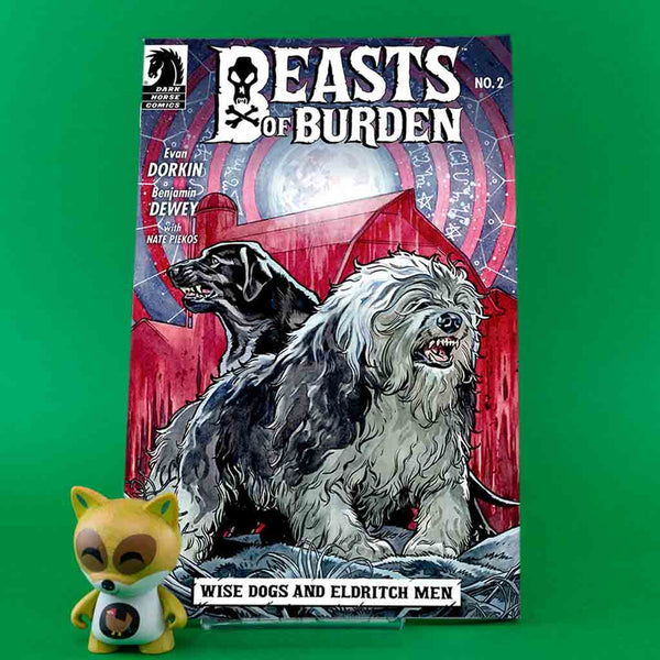 Beasts of Burden: Wise Dogs and Eldritch Men #2 of 4 | Previews | Wash Cómics
